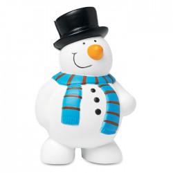 Muñeco de nieve anti-stress