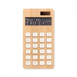 Calculadora bambú de 12 dígitos