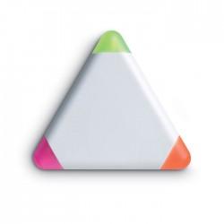 Marcador triangular