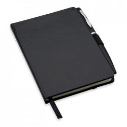 Libreta A6 con bolígrafo