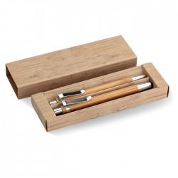 Set de bolígrafo y lápiz