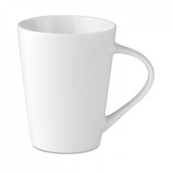 Taza cónica de porcelana 250 ml