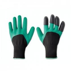 Set de guantes de jardinería