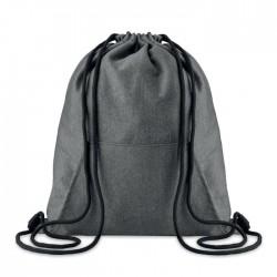 Bolsa de cuerdas con bolsillo