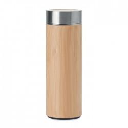 Termo de bambú de doble capa
