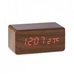Reloj con carga inalámbrica