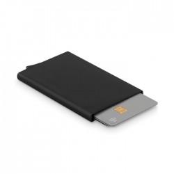 Tarjetero de aluminio RFID