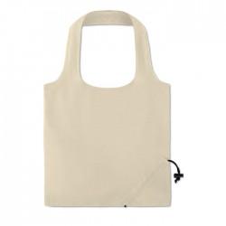 Bolsa algodón plegable 105 gr