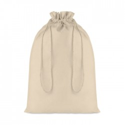 Bolsa de algodón grande