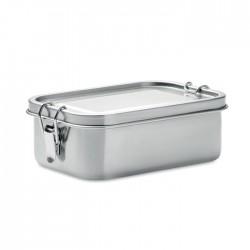 Fiambrera de acero inox. 750 ml